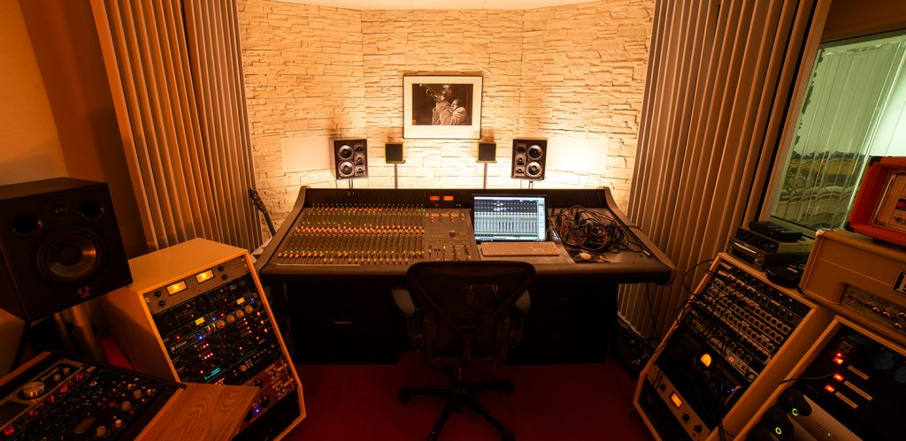 Mikael Wikman Drum studio
